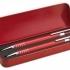 Set de bolígrafos,marcaje en caja