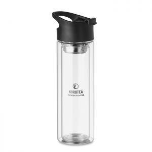 Botella personalizada de cristal 380 ml