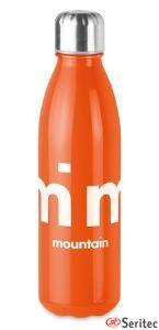 Botella personalizada de cristal 650 ml