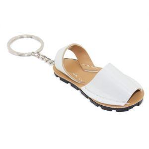 Llavero publicitario con forma de zapato