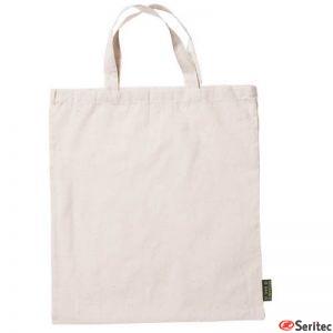 Bolsa 100% algodón con logo