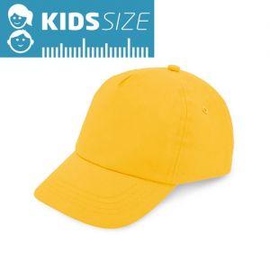 Gorra niño publicitaria de colores