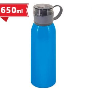 Bidón personalizado de aluminio de 650 ml.