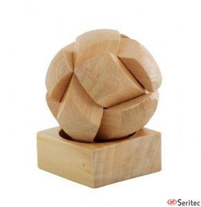 Puzzle de madera de sobremesa