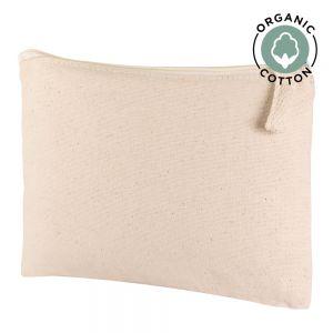 Neceser de algodón orgánico personalizado