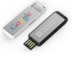 USB botón automático publicitario