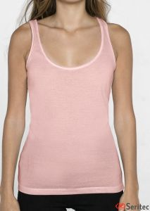 Camiseta tirantes mujer personalizable