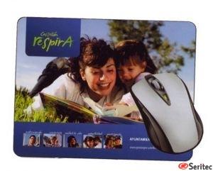 Alfombrilla ratón personalizada grande