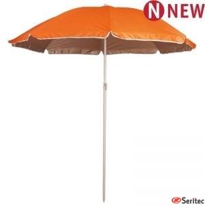 Sombrilla de Playa Publicitarias con Protección UVA
