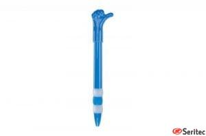 Bolígrafo con mano