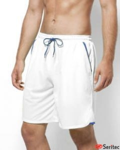 Pantalón deporte en tejido transpirable personalizable