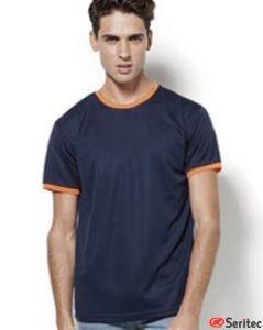 Camiseta técnica con tecnología quick dry personalizable