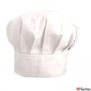 Gorros de cocinero personalizados
