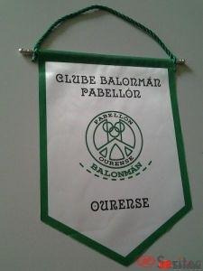 Banderin para eventos deportivos,futbol serigrafiados
