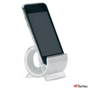 Soporte para teléfono móvil personalizado