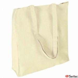 Bolsa de algodón grueso personalizada