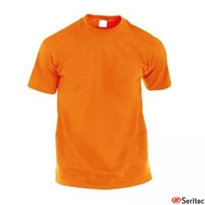 Camiseta Alg.135 gr. Adulto. Personalizada.