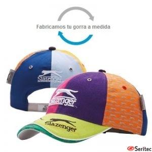Gorras personalizadas fabricadas a medida