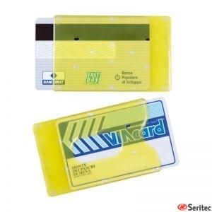Porta tarjetas rígido personalizado