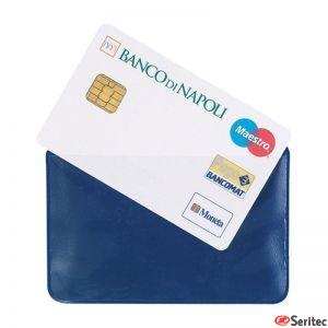 Fundas porta tarjetas personalizadas