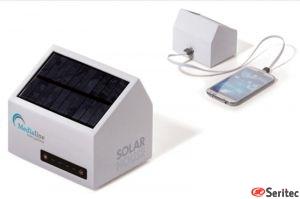 Baterias externas y cargadores SOLARES personalizados