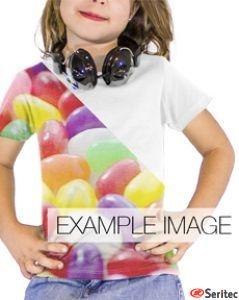 Camiseta manga corta niños personalizable por sublimación
