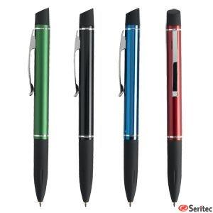 Boligrafos elegantes personalizados de aspecto clásico