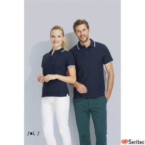 Polo Golf Personalizable para Hombre Y Mujer Manga Corta