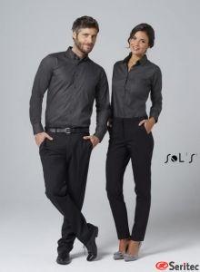 Camisa Personalizable para Mujer y Hombre Manga Larga