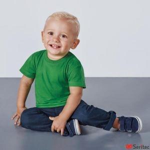 Camiseta bebé personalizable