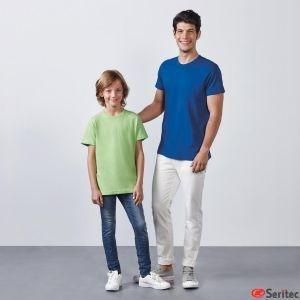 Camisetas niño personalizadas manga corta