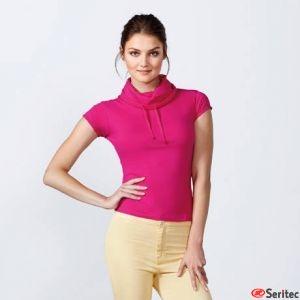 Camisetas mujer personalizadas manga corta