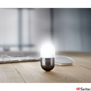 Luz LED basculante de escritorio publicitaria