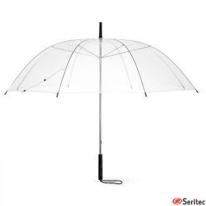 Paraguas 8 paneles de PVC publicitario