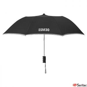 Paraguas plegable de 21