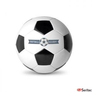 Balón de fútbol publicitario fabricado en PVC