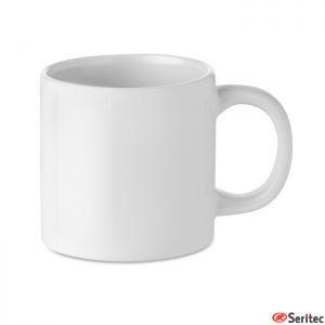 Taza pequeña de cerámica de sublimación 200 ml