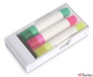 Ceras fluorescentes personalizadas