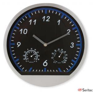Reloj con estación meteorológica personalizado