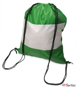 Mochilas promocionales bandera Andalucía