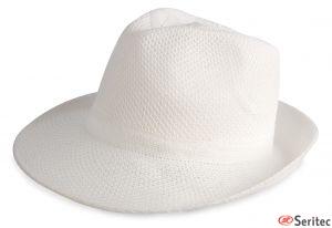 Sombreros de ala ancha publicitarios