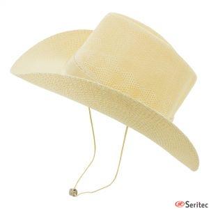 Sombreros con cordon publicitarios