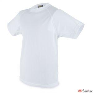 Camiseta dry & fresh para niño serigrafiada