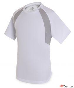 Camisetas dry & fresh combinadas personalizadas