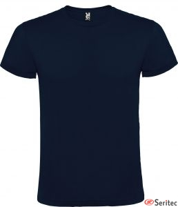 Camiseta algodón colores para publicidad