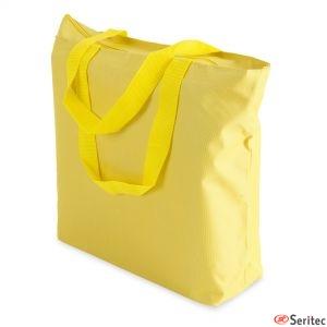 Bolsas de playa de colores publicitarias