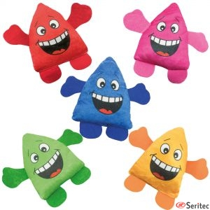 Peluches promocionales (5 uds)