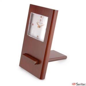 Relojes de mesa personalizados