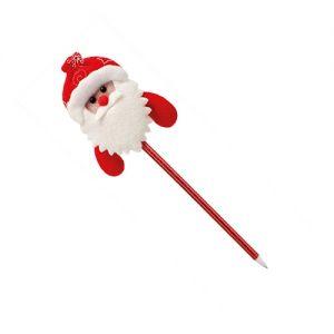 Bolígrafo Papá Noel rojo publicitario