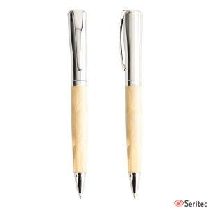 Bolígrafo con estuche de Pierre Cardin para personalizar